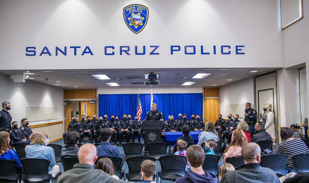 Andrew Mills - Chief of Police - Santa Cruz
